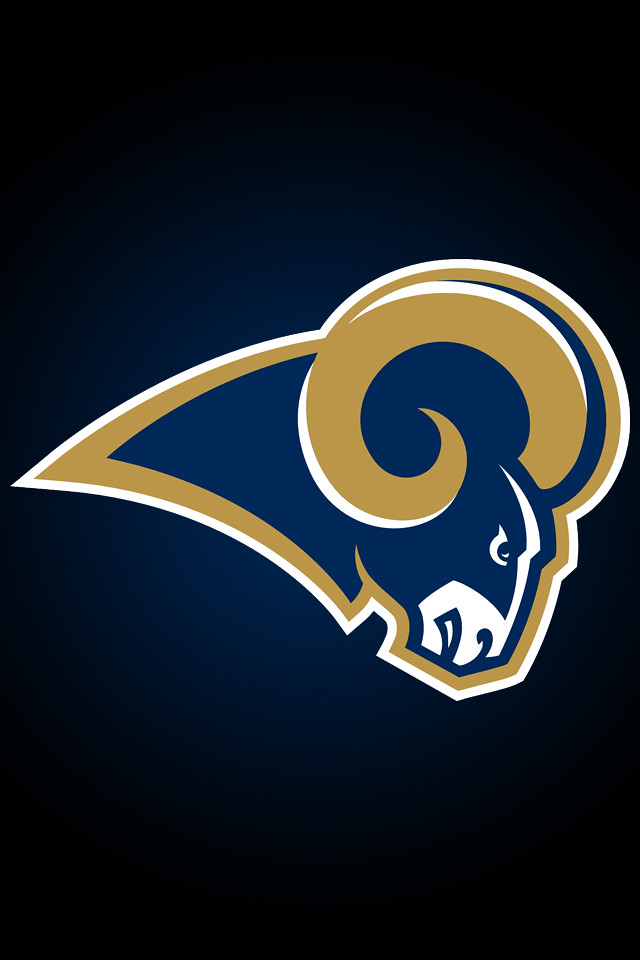 All White Iphone Wallpaper St Louis Rams Iphone 4 Background St Louis Rams Logo