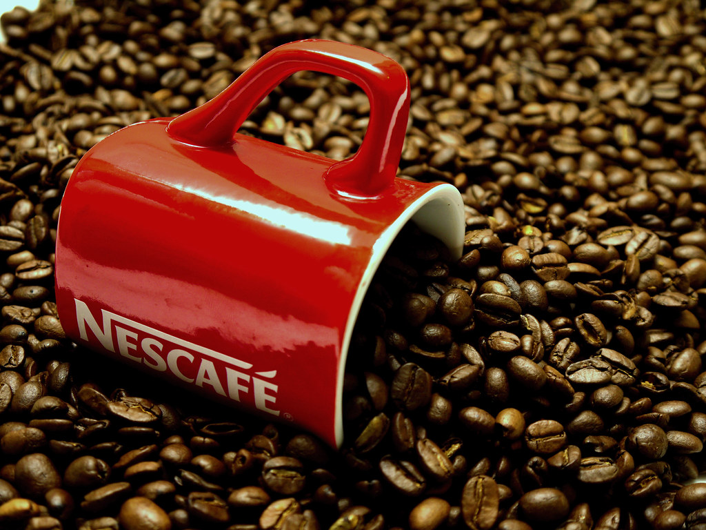 Wallpaper Coffee 3d Coffee Nescafe David Heaton Flickr