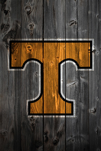 Iphone 4 Wallpaper Resolution Tennessee Volunteers Wood Iphone 4 Background Tennessee