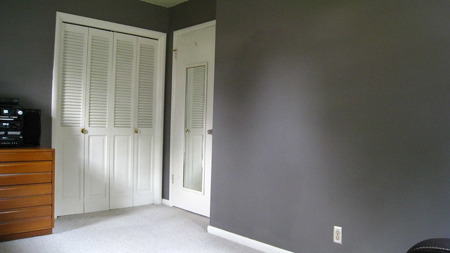 Behr Suede Gray, for Master Bedroom New Apartment Inspirations