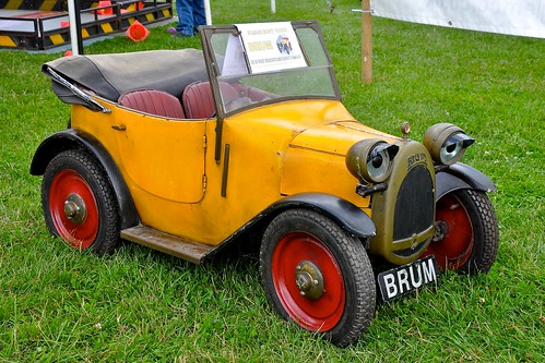 New Car Wallpaper 3d Big Wheels Car Show Brum Tv Car Built By Rex Garrod