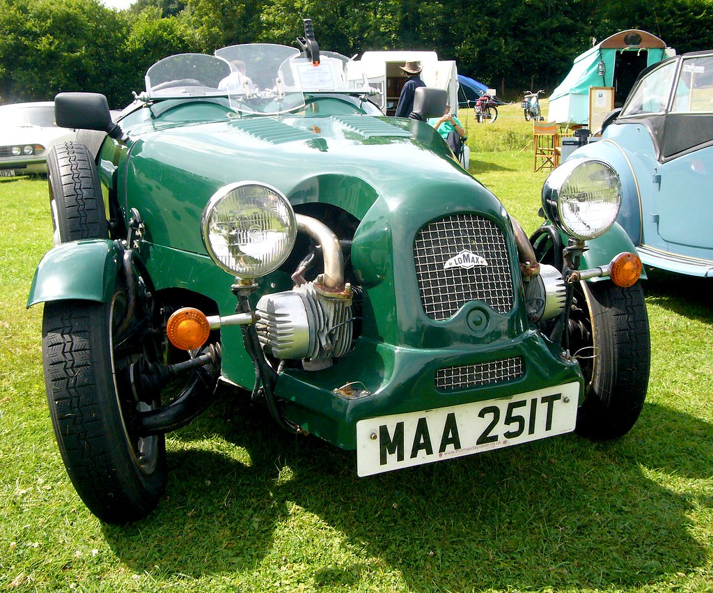 Best Video Cv Ever Mark Leruste Youtube Lomax 223 Twin Lomax 223 3 Wheeler Kit Car Used The 2