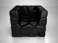 The Vuzzle: Unique Transformable Chair by Christopher Dani ...