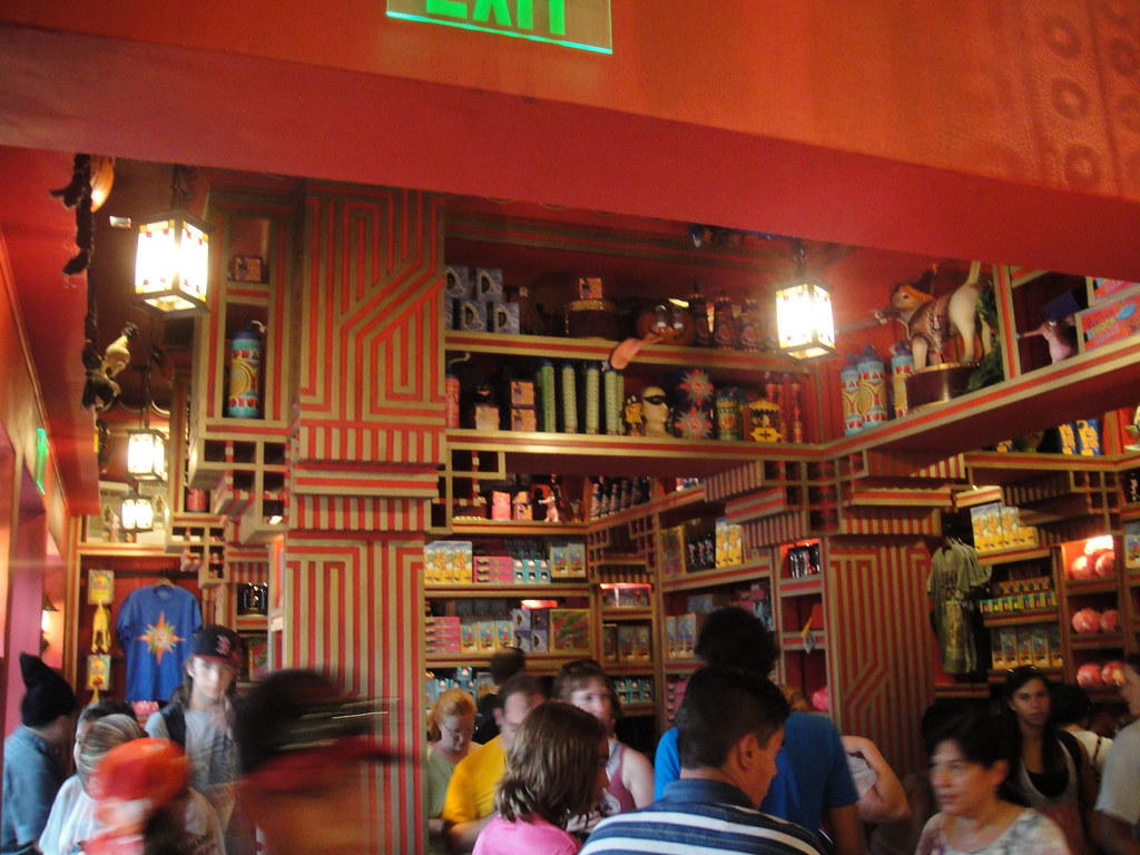 The Online Joke Shop Wizarding World Of Harry Potter Inside Zonkos Joke Shop