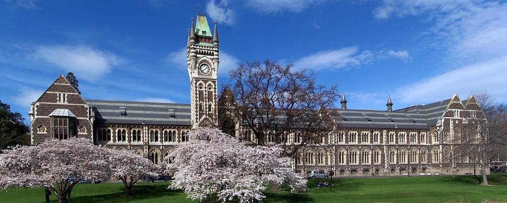Gym 3d Wallpaper University Of Otago University Of Otago Clocktower