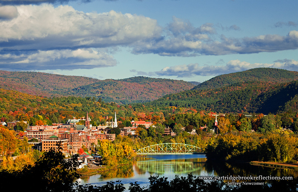 New England Fall Wallpaper Brattleboro Autumn I Went Back To This Great View Of