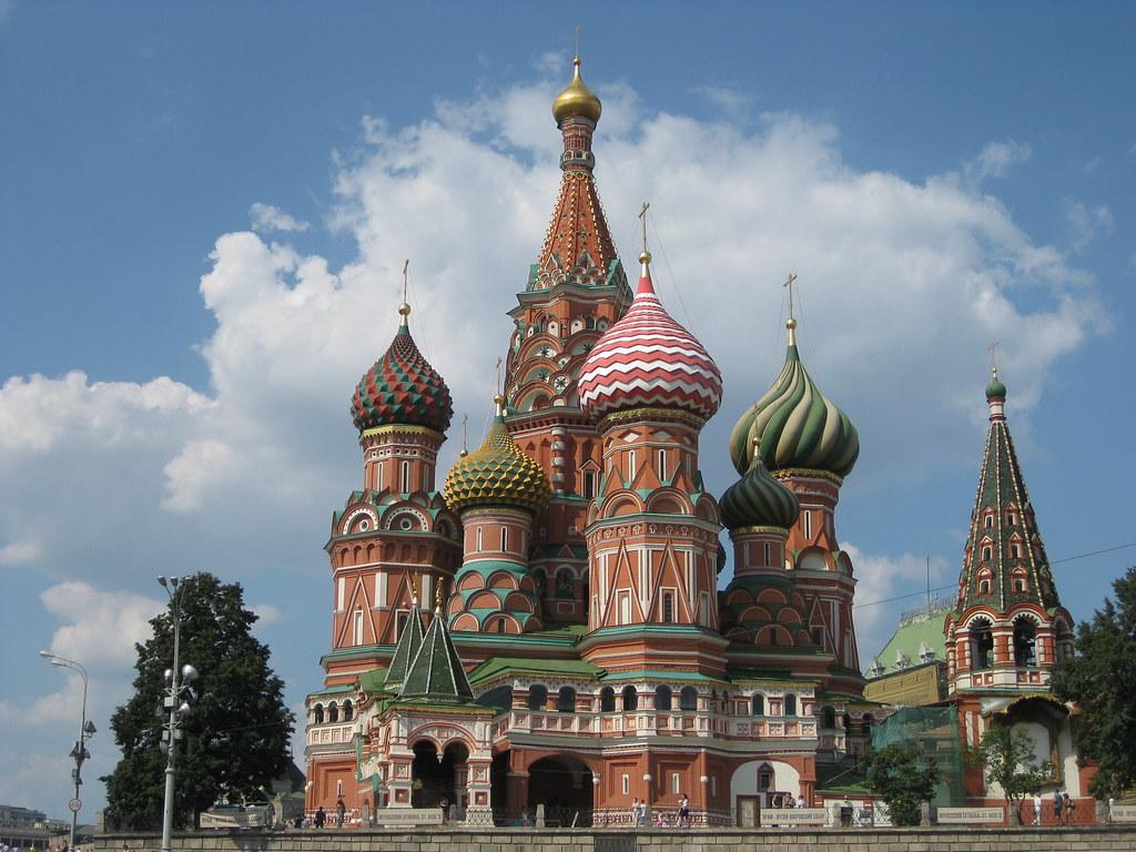 Wallpaper Minecraft 3d Basilius Kathedrale Moskau Achim Hepp Flickr
