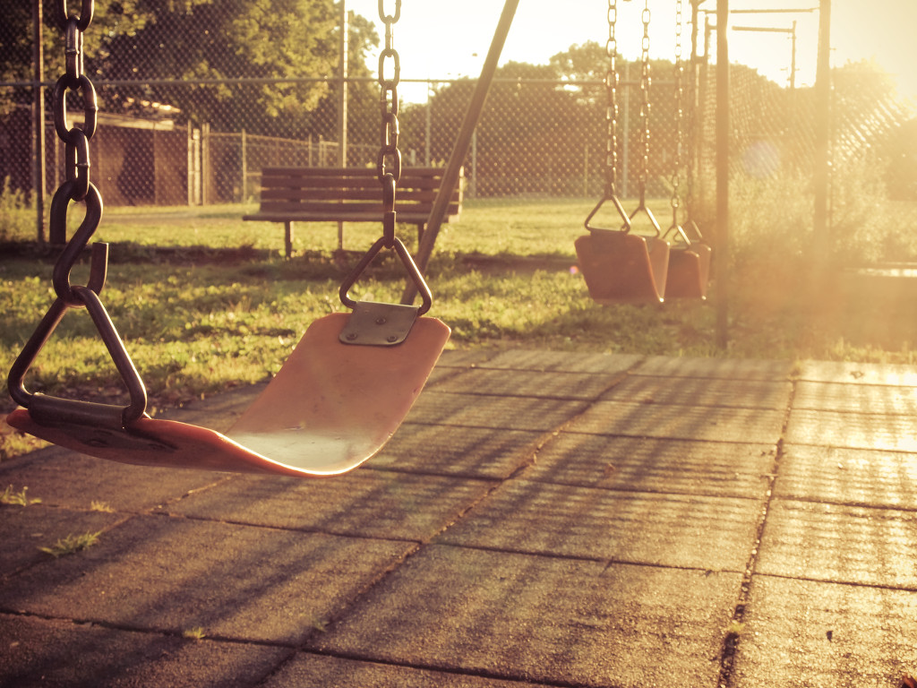 Adventure Quotes Wallpaper Park Swings Are For Swinging Barbara Mazz Flickr