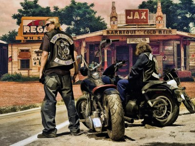 Sons Of Anarchy .... | One of my favorite TV shows just came… | Flickr
