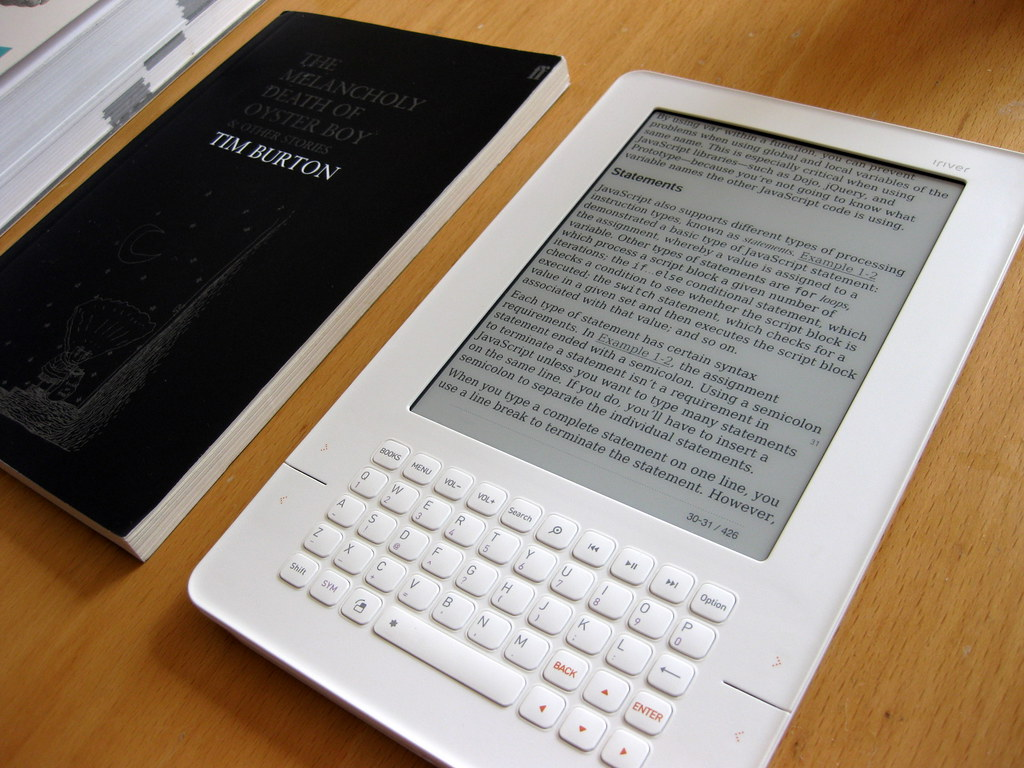 Lector Libros Epub Iriver Story Ebook Reader Review Posted Via Email From