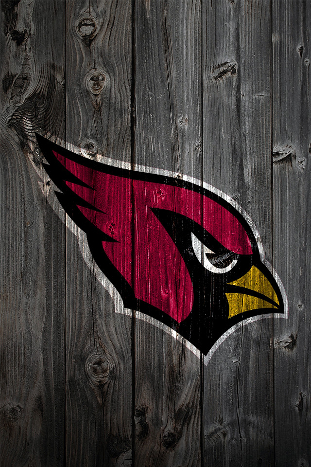 Arizona Cardinals Wallpaper Iphone Arizona Cardinals Wood Iphone 4 Background Arizona
