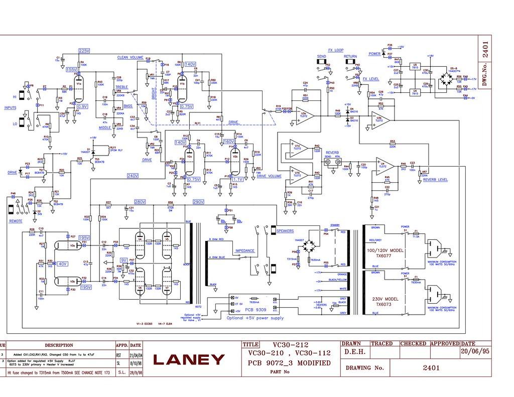 a c schematic