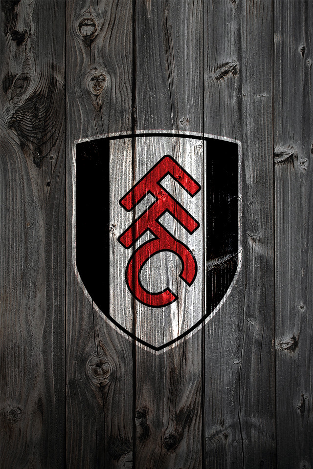 White Iphone 5 Wallpaper Hd Fulham Fc Wood Iphone 4 Background Logo On Wood
