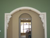 Curved Doorway Trim & CurveMakers Manufactures Arch Kits ...