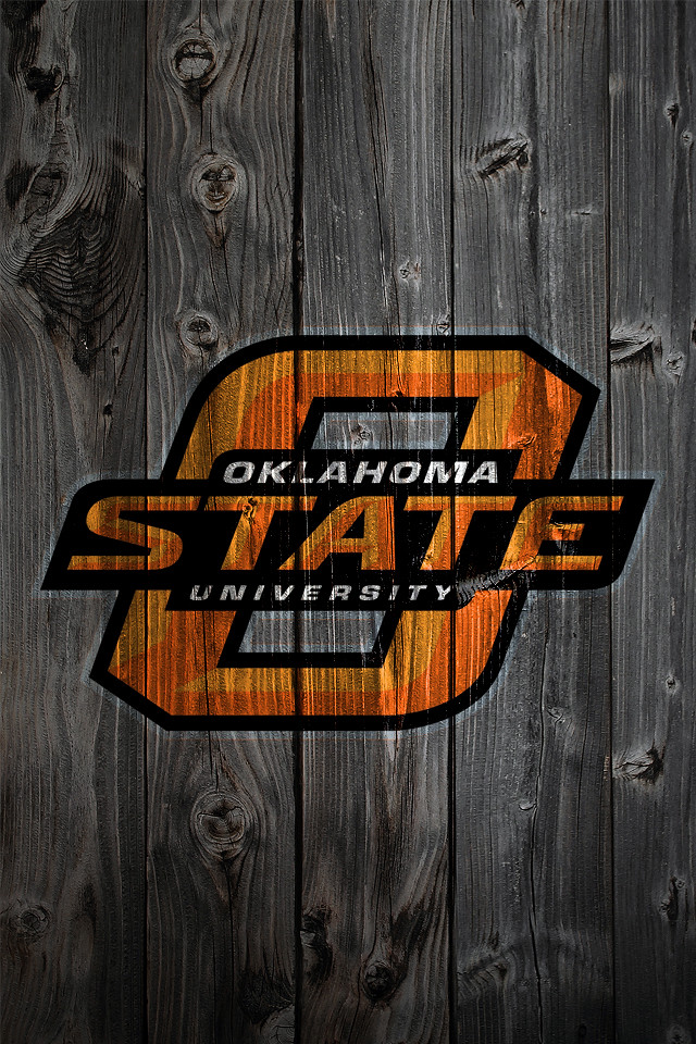 Trending Wallpapers For Iphone X Oklahoma State Cowboys Wood Iphone 4 Background Oklahoma