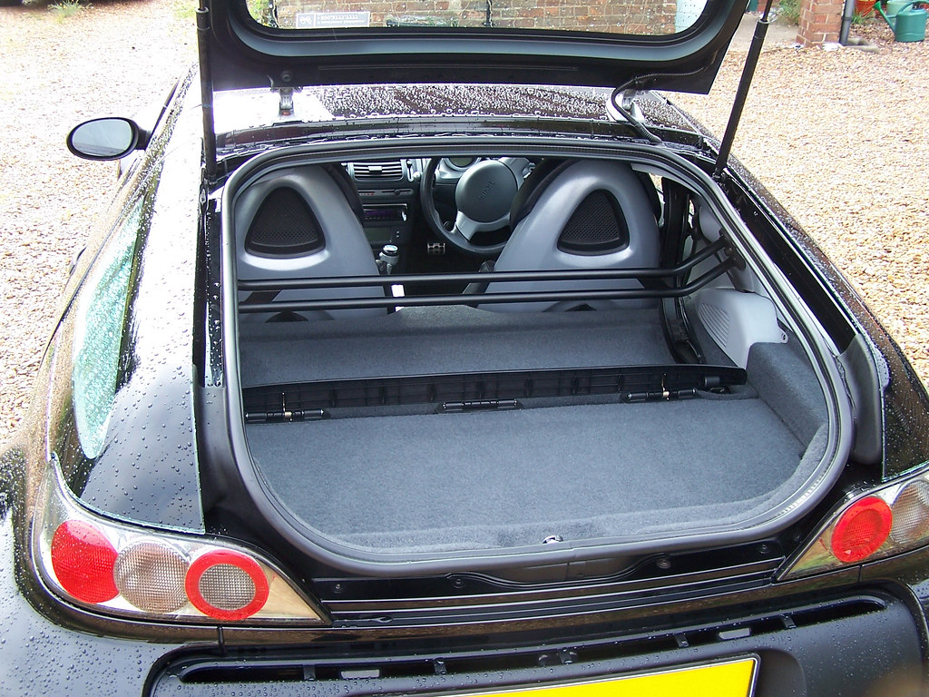 Smart Roadster Brabus Review 2010 Brabus Smart Roadster Car Pictures