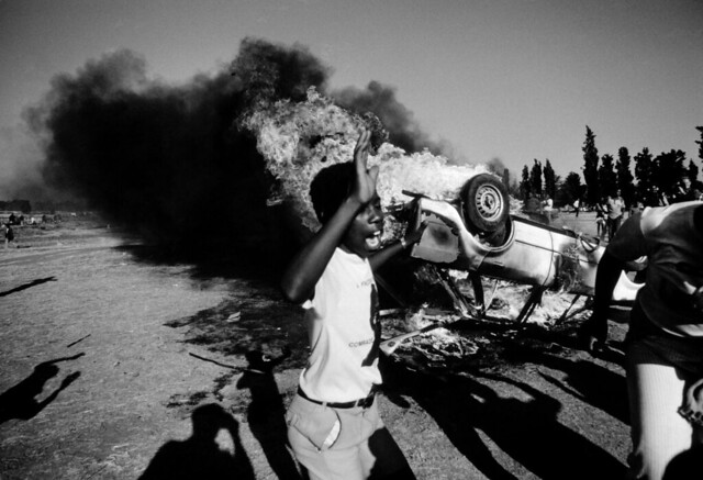 Car Player 1985 Riot, South Africa | Flickr - Photo Sharing!