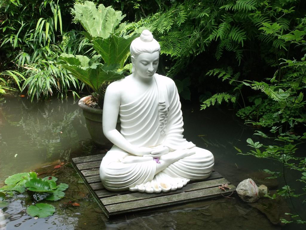 Buddha Hd Wallpaper 1080p Giardino Botanico Fondazione Andre Heller Gardone Rivi
