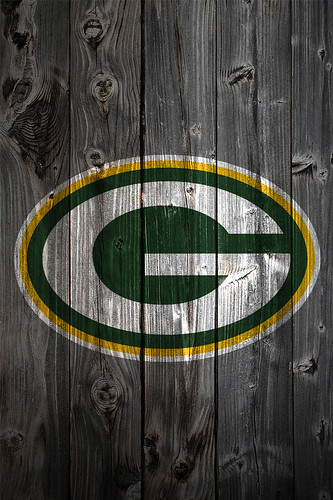 Green Bay Packers Wood iPhone 4 Background | Green Bay Packe… | Flickr