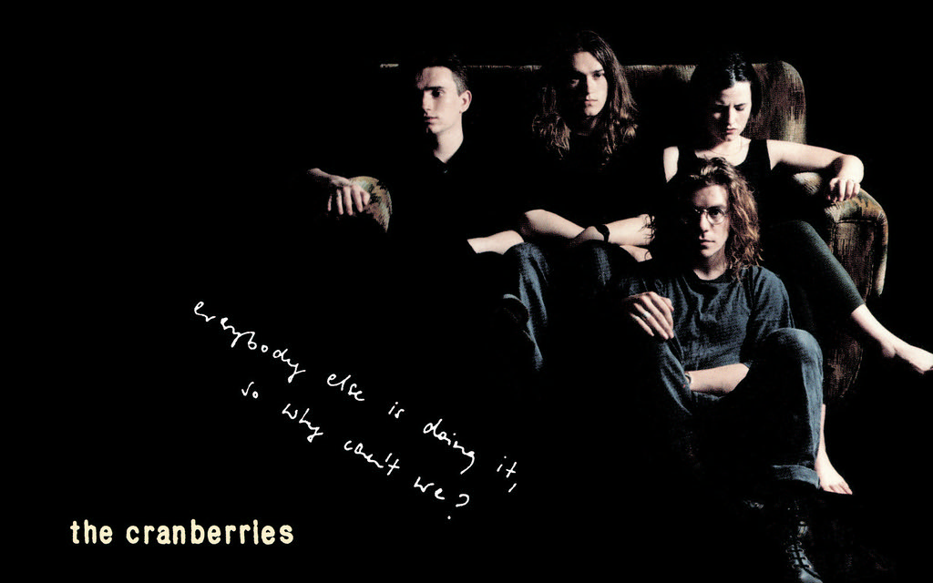 A Wallpaper 3d The Cranberries Everybody Else Is Doing It So Why Can T