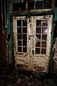 creepy doors