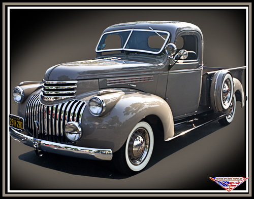Black And White Vintage Car Wallpaper Chevrolet 1950 Pickup Thanks For Looking Bob Heffleys