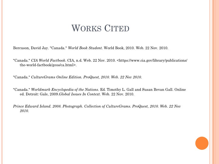 Works Cited in PowerPoint For Contemporary Issues, an exam\u2026 Flickr