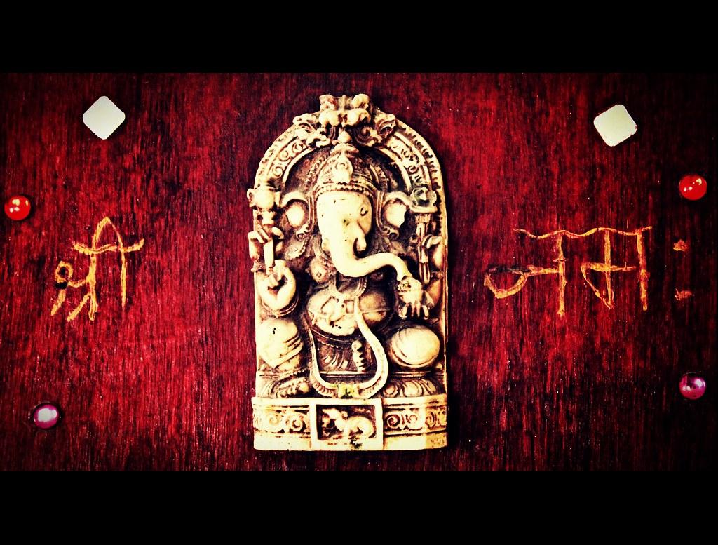 Om 3d Wallpaper Hd ॐ श्री गणेशाय नमः Om Sri Ganeshaya Namah A Mantra For