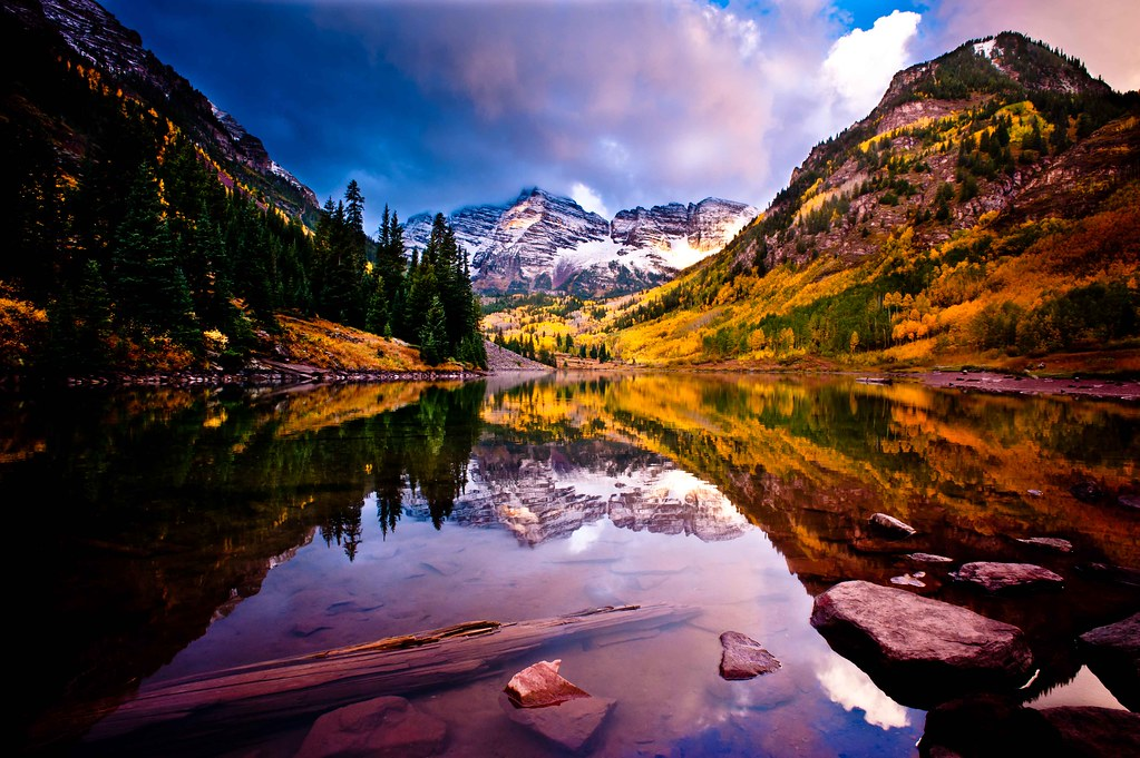 Fall Mountains Hd Wallpaper Pictures Maroon Bells Explored I Spent The Last Few Days In The