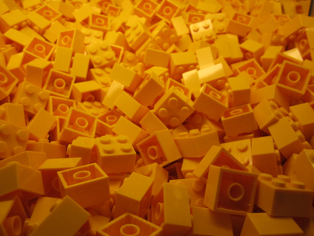 Wallpaper Brick 3d Lego Bricks Lots Of Lucious Lego Bricks In Buckets At A