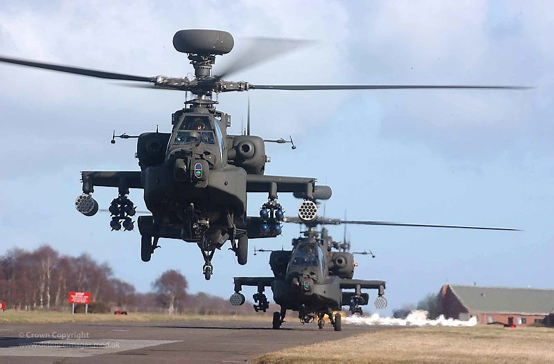 New 3d Wallpaper Free Download Army Ah64d Apache Longbow Helicopters At Raf Leuchars Flickr