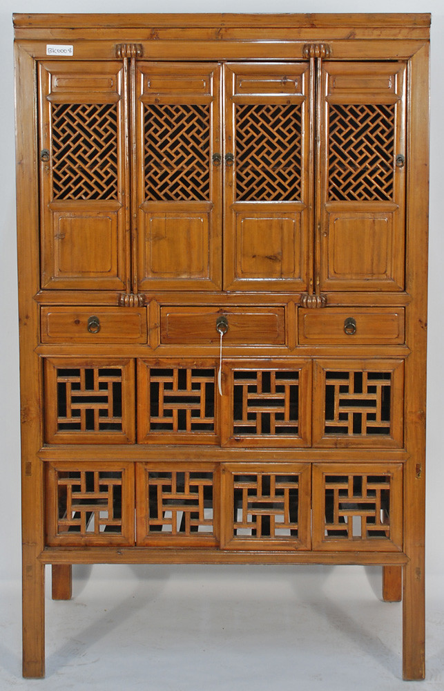 Wooden Cabinet Bk0008y-antique-chinese-kitchen-cabinet | A Stunning