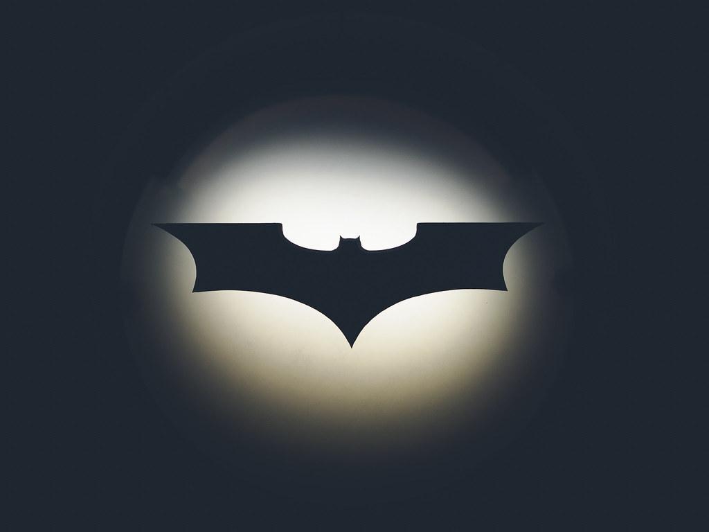 Free Pc Wallpaper 3d Batman Sign Batman Sign At Warner Bros Studio I Must
