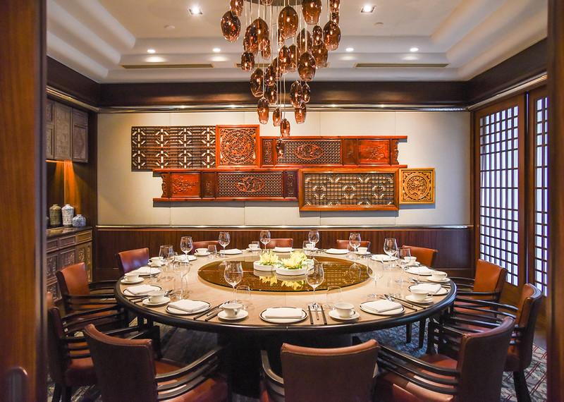 Jiang nan chun at four seasons hotel singapore new for W hotel in room dining menu singapore
