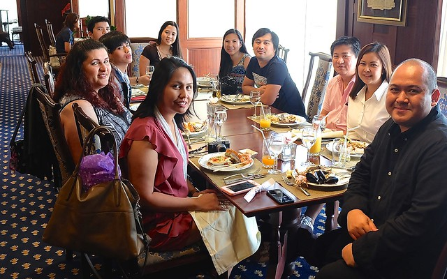 Dusit Thani Dubai Friday Brunch
