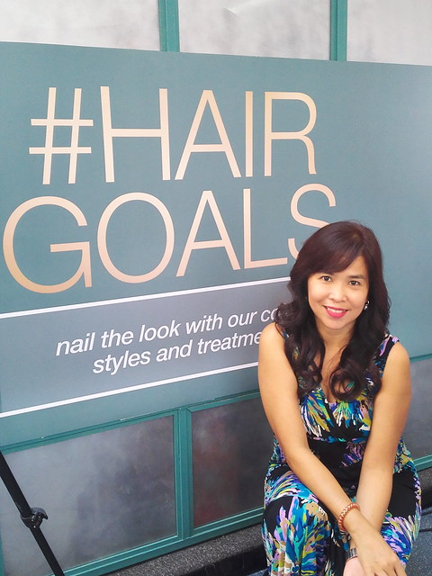 Watsons #hairgoals event