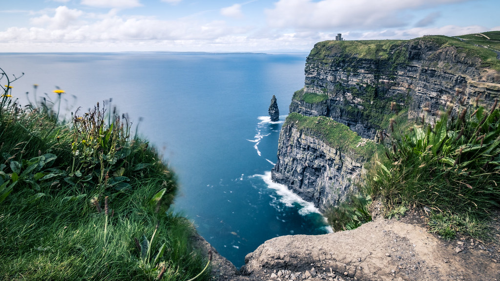 3d Mountain Wallpaper Cliffs Of Moher Clare Ireland Landscape Photography