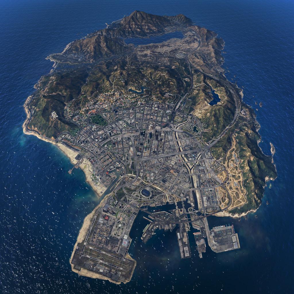 Pubg Wallpaper Office San Andreas Grand Theft Auto V 5000x5000 Naturalvision