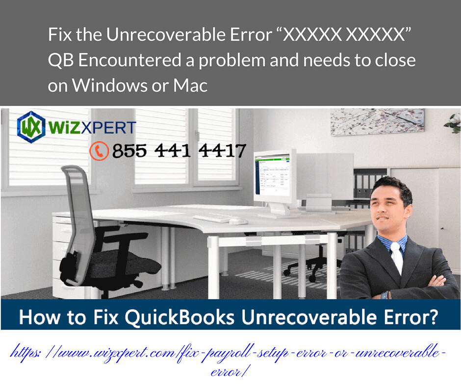 Fix the Unrecoverable Error \u201cXXXXX XXXXX\u201d QB Encountered a\u2026 Flickr - Quickbooks Unrecoverable Error
