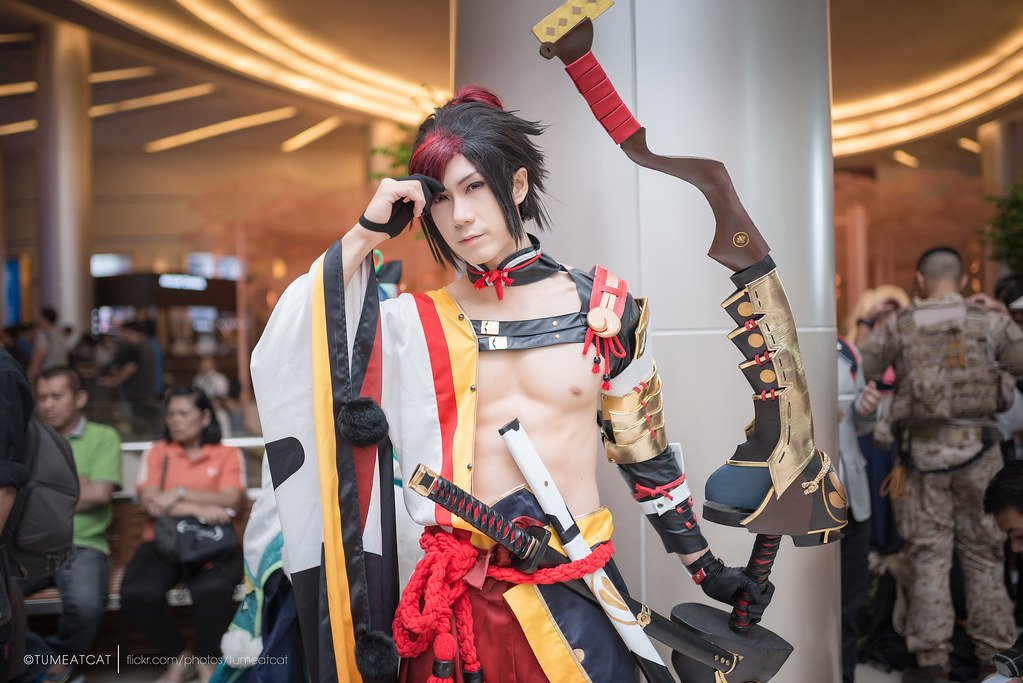 3d Picture Wallpaper Minamoto No Hiromasa Thailand Game Show Big Festival