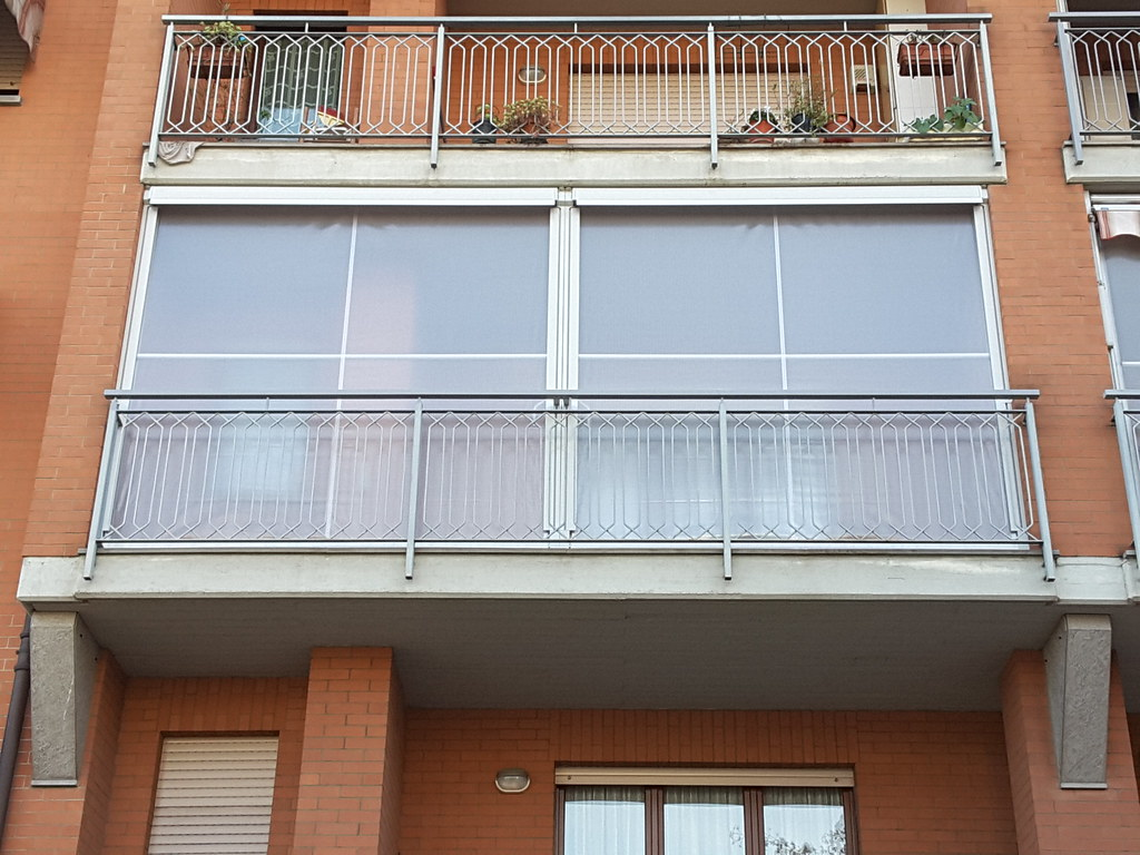 Tende Veranda Torino : Tende veranda invernale gozzi tende da sole tende veranda torino