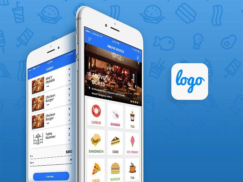 Restaurant App Design Template Free Restaurant App Design \u2026 Flickr - Free App Template