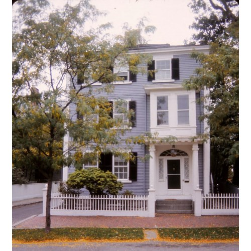 Medium Crop Of Federal Style House