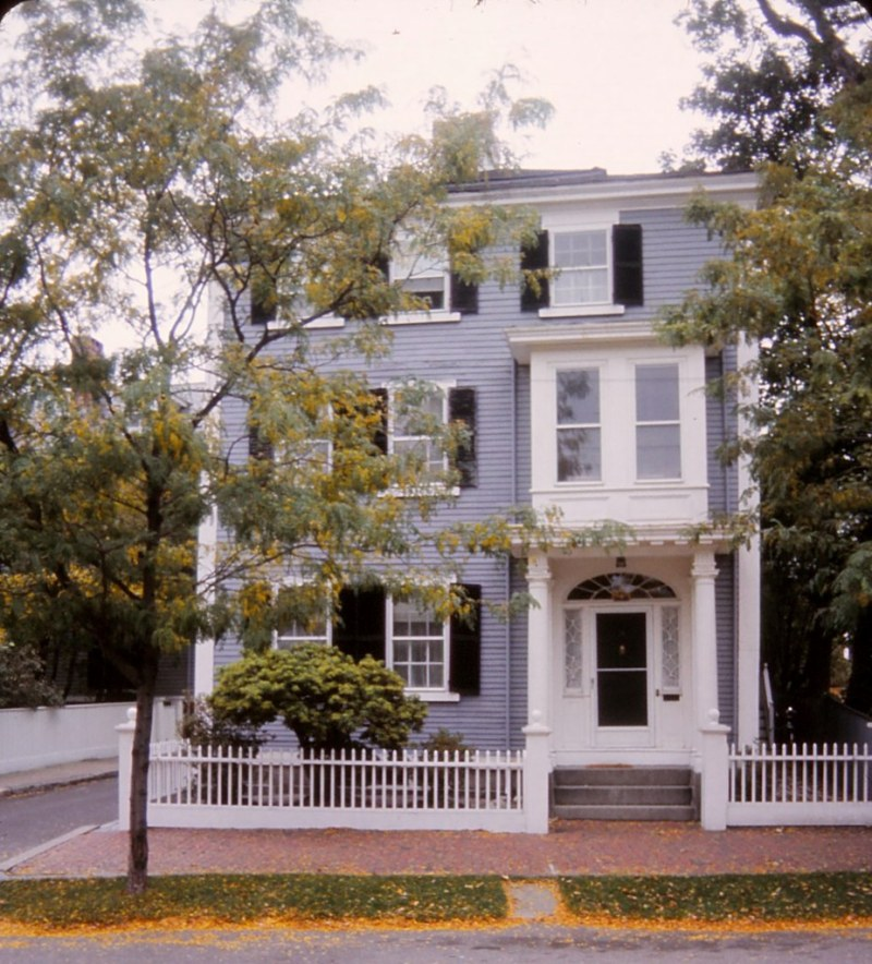 Large Of Federal Style House