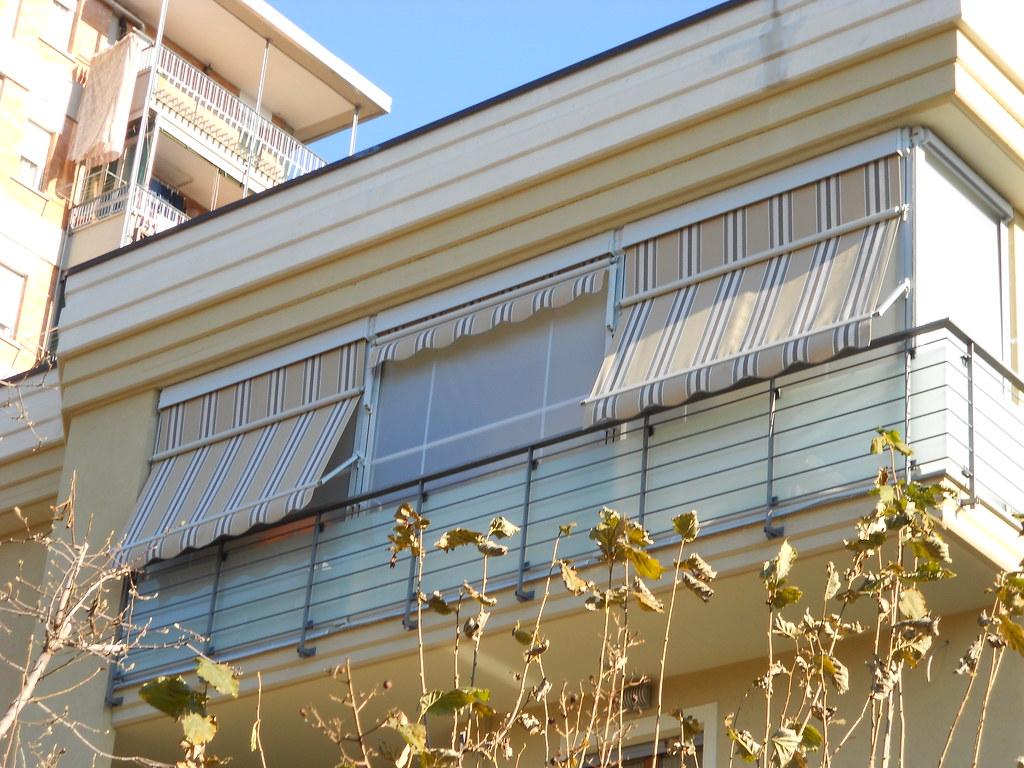 Tende Veranda Estate Inverno : Veranda tenda tende da sole a torino m f buone vacanze