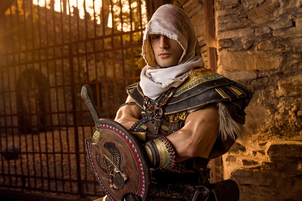 Hd Wallpapers Assassins Creed Bayek Bayek Assassins Creed Origins Photographer A Z
