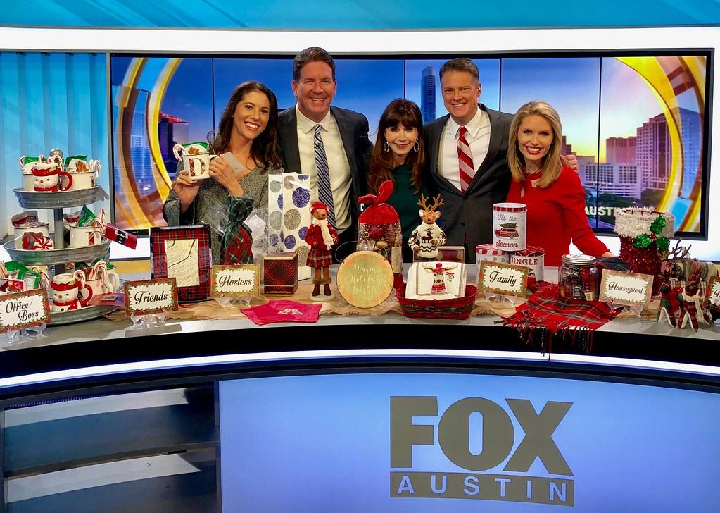 Fox 7 Austin Gift Giving Etiquette Diane Gottsman Flickr