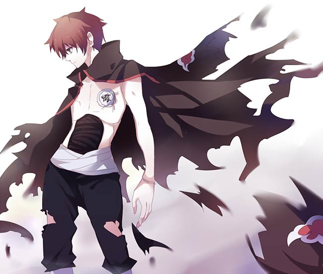 Anime Chibi Wallpaper Sasori Sasori Li Kelly Flickr