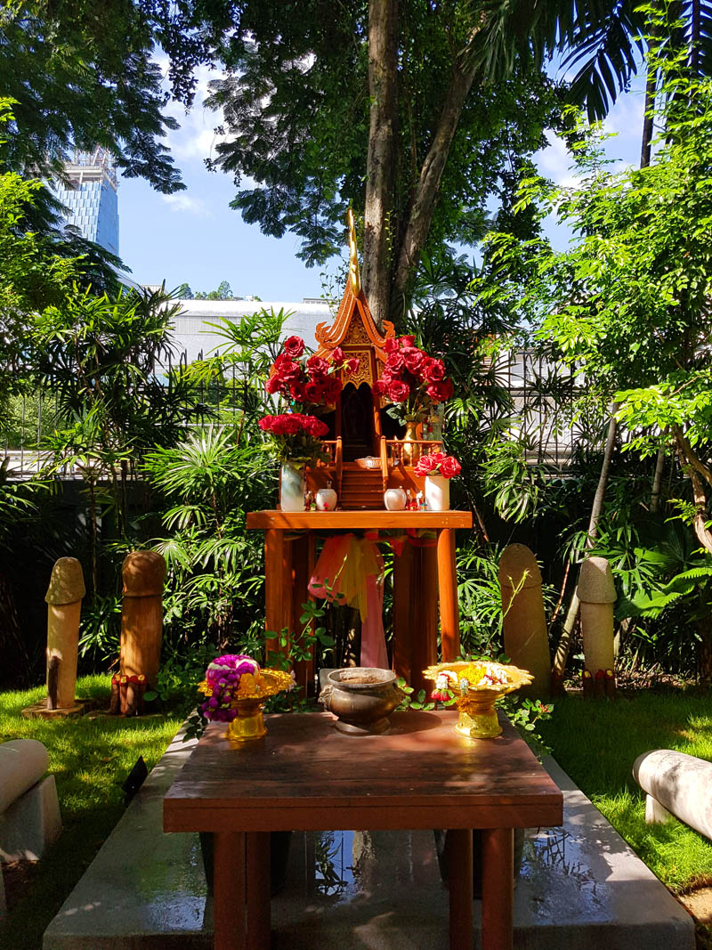 Divana Spa Bangkok Activities At The Nai Lert Park Heritage Home Bangkok The