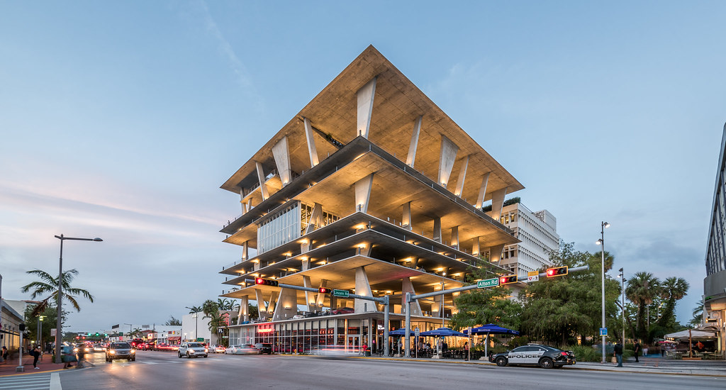 Pro To B 1111 Lincoln Road | 1111 Lincoln Road By Herzog & De